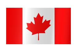 Flag waving xs canada