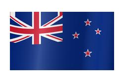 Flag waving xs new zealand